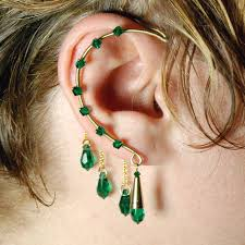 ear wraps 175 best ear wraps n cuffs images on earrings
