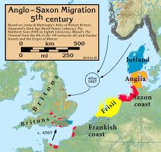 anglo saxon settlement of britain wikipedia