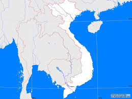 Southeast Asia Blank Map by Vietnam Outline Map A Learning Family