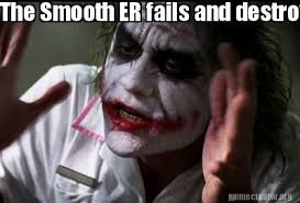 Er Memes - meme creator the smooth er fails and destroys the cell from the