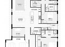 2 Bedroom House Plans In 1000 Sq Ft One Bedroom House Floor Plans Celebrationexpo Org