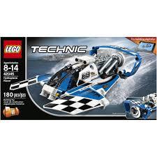 lego technic sets lego technic hydroplane racer 42045 walmart com