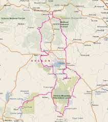 map of highway 395 oregon ds2r v1 0