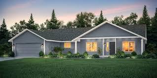 the willamette custom home floor plan adair homes