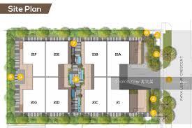 cluster home floor plans place 8 cluster house paya lebar crescent 4 bedrooms 3272 sqft