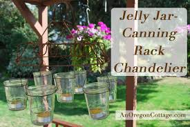 Outdoor Chandelier Diy Diy Outdoor Chandelier Using Vintage And Found Items An Oregon