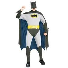 batman costume ebay