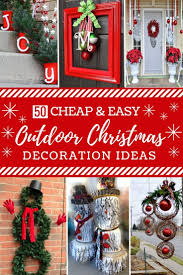 diy christmas decorations for your home all ideas about