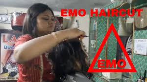 emo haircut nazia bilal youtube
