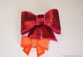 sequin headbands sequin bow headbands the ribbon retreat
