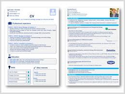 powerpoint resume template professional cv template resume template in powerpoint