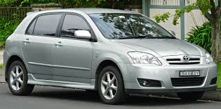 a 2 z car u2013 best cars at cheapest price toyota allex corolla 2006