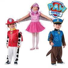 paw patrol halloween costume costume carnival paw patrol child puppy deluxe 100 original