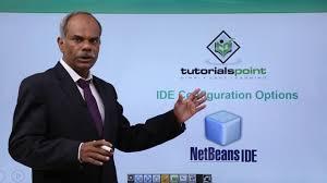 tutorialspoint netbeans netbeans ide configuration options youtube