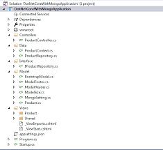 tutorial asp net core 2 0 asp net core 2 0 tutorial crud operations using mongodb free