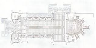 catholic church floor plan designs saint mary s academy and college mccrery architects