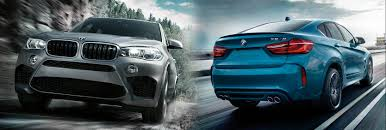 bmw ct bmw x5 and x6 both set to receive performance tuned m version