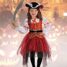 Girls Halloween Pirate Costume Aliexpress Buy 2017 Halloween Christmas Gift Pirate
