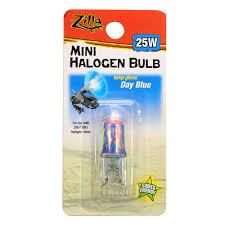 zilla mini halogen replacement bulbs petsolutions