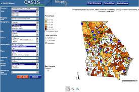 State Of Ga Map by Gasdi Gasdi