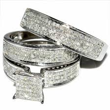 wedding rings his and hers jewelry rings phenomenal his andrs wedding rings photo