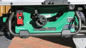 hitachi table saw price hitachi table saw review tools in action power tool reviews