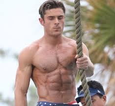 Zac Efron Zac Efron On A For The Time Instinct