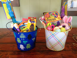 easter baskets for kids candy free easter baskets megan flatt