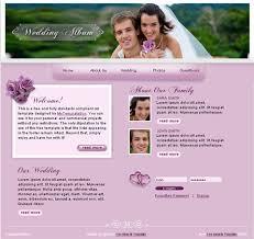 free personal wedding websites flash cms template 32559 wedding website template wedding