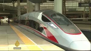 inside the world u0027s fastest bullet train china news al jazeera