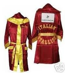 rocky balboa halloween costume kids rocky balbo red movie italian stallion boxing robe rocky