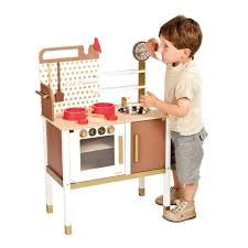 cuisine jouet bois maxi cuisine chic janod la fée du jouet achat vente de jouets