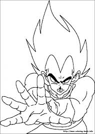 printable dragon ball coloring pages 55650