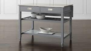 cheap kitchen carts and islands grey kitchen island in kitchen islands carts reviews