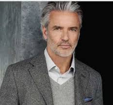 stylish cuts for gray hair this short and sweet hairstyle for men will work well for older