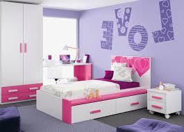 Purple Kids Room round blue purple paper hanging decor painting ideas for kids