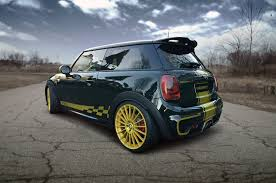 mini cooper modified this is what the 300 hp manhart mini jcw sounds like video