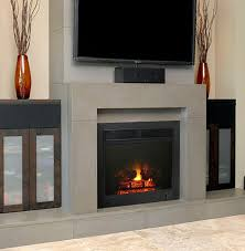 23 Inch Electric Fireplace Insert by 23