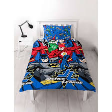 Spiderman Double Duvet Character Bedding Little Bugs