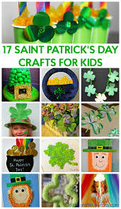 17 saint patrick u0027s day crafts for kids a little craft in your day