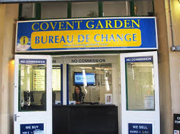 bureau de change commission recommended changers near leicester square travelvui