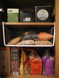 organize kitchen cabinets 16 small pantry organization ideas hgtv