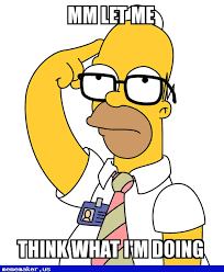 Meme Makerr - cool meme in http mememaker us homer simpson homero nerd meme