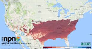 Usa Map New York City by Spring Arrived 3 Weeks Early This Year In Nyc Officials Say New