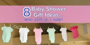 Unique Gift Ideas For Baby Shower - 8 affordable u0026 cheap baby shower gift ideas for those on a budget