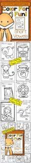 Printable Short Vowel Worksheets 150 Best Phonics Images On Pinterest Teaching Ideas Teaching