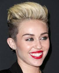 miley cyrus type haircuts 40 stylish undercut hairstyles for women undercut undercut