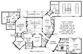 floor plans oklahoma plan tilfblsl 5000 and above sq ft plans oklahoma custom home