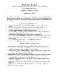 personal profile in resume example personal banker resume samples free resume example and writing bank resume sample business banker resume resume templates resume personal banker resume