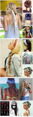 how to wear bandanas with bob hairstyles 12 maneiras de usar bandanas lenços bandanas hair style and
